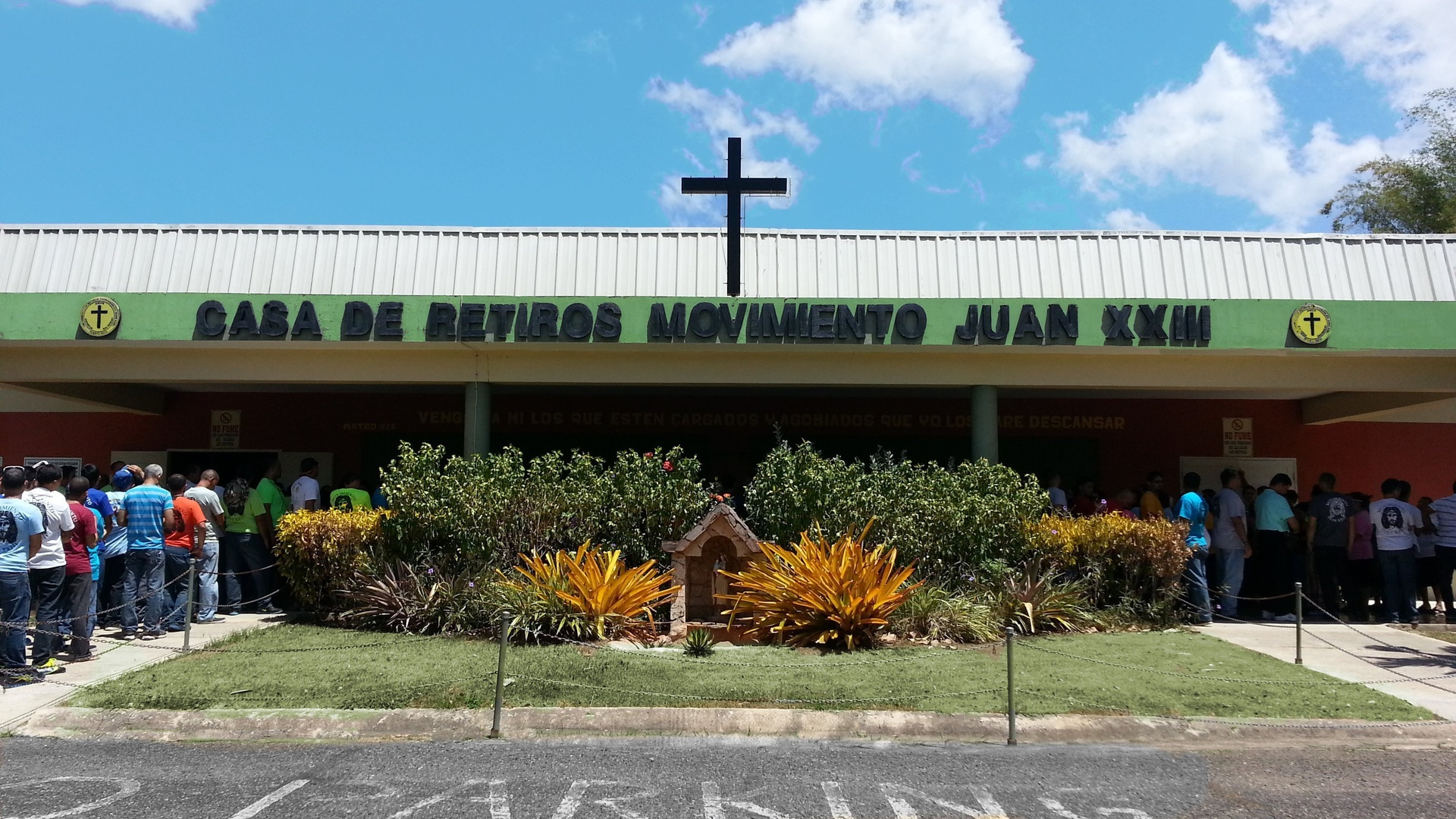 CASA RETIRO BEATO JUAN XXIII , Carretera 4417 Km. 1.0 Barrio Mamey, Aguada, , Puerto Rico , 00602, Puerto Rico